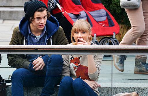 Shh Taylor, Just Shh.